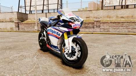 Yamaha YZF-R1 PJ2 für GTA 4