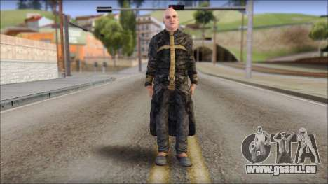 Father Martrin From Outlast pour GTA San Andreas