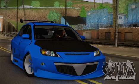 Mazda Speed 3 Tuning pour GTA San Andreas