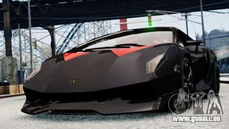 Lamborghini Sesto Element 2011 pour GTA 4