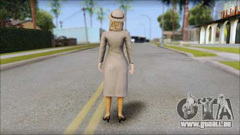 Old Lady für GTA San Andreas zweiten Screenshot