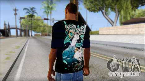Eskimo Callboy Fan T-Shirt für GTA San Andreas zweiten Screenshot