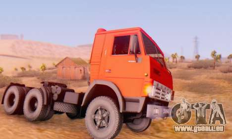 KamAZ 54112 FIV pour GTA San Andreas
