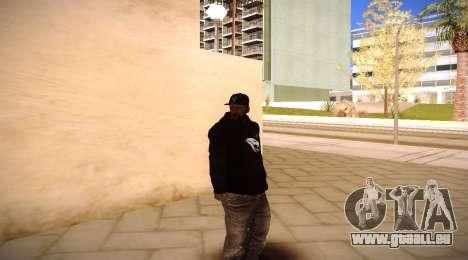 Sweet Swag Nigga pour GTA San Andreas troisième écran