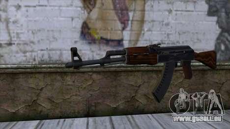 AK47 from CS:GO v2 für GTA San Andreas