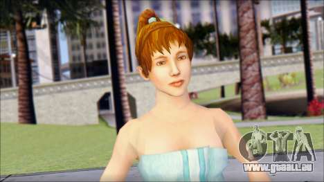 Mandy from Bully Scholarship Edition pour GTA San Andreas