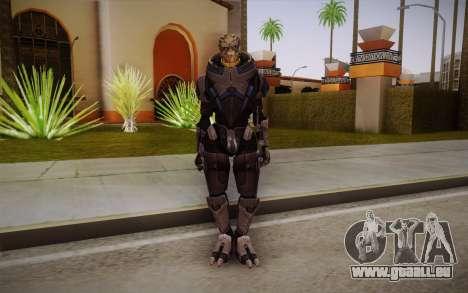 Garrus from Mass Effect 3 pour GTA San Andreas