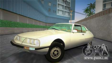 Citroen SM 1972 pour GTA Vice City