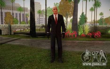 Hitman Blood Money Agent 47 pour GTA San Andreas