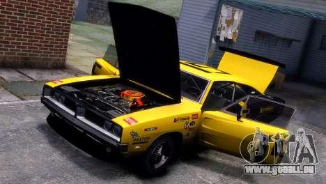 Dodge Charger RT 1969 EPM pour GTA 4 est un côté