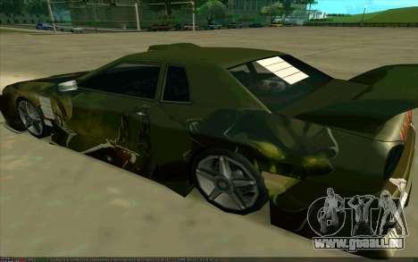 Les travaux de peinture de Pudge (Dota 2) pour É pour GTA San Andreas laissé vue