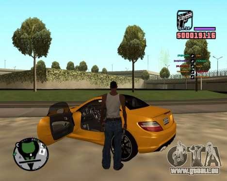 DLock pour GTA San Andreas troisième écran