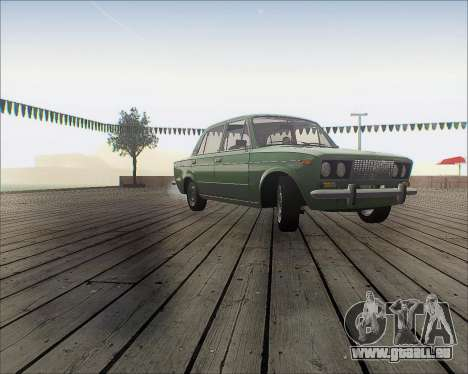 VAZ 2106 Accordables pour GTA San Andreas