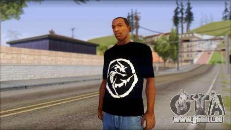 E Logo T-Shirt für GTA San Andreas