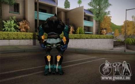 Black Elite v2 pour GTA San Andreas deuxième écran