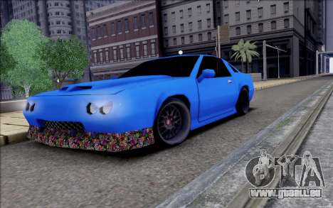Buffalo Drift Style pour GTA San Andreas
