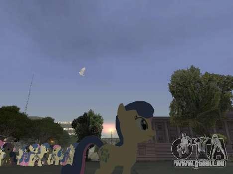 Bonbon pour GTA San Andreas sixième écran