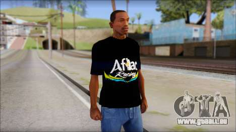 Fictional Carl Edwards T-Shirt pour GTA San Andreas