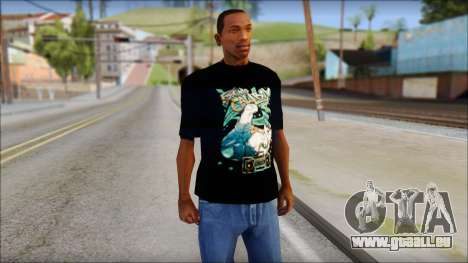 Eskimo Callboy Fan T-Shirt pour GTA San Andreas