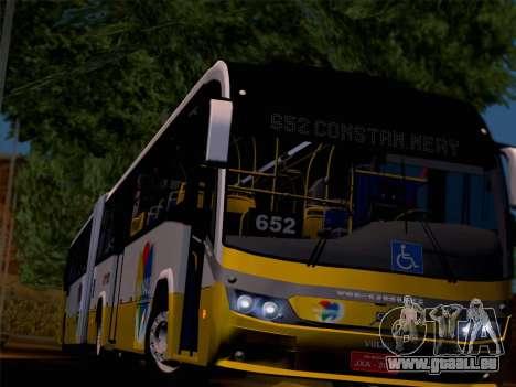 Neobus Mega BRT Volvo B12M-340M pour GTA San Andreas