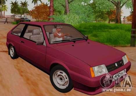 VAZ 21083 pour GTA San Andreas