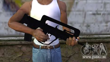 Famas from CS:GO v2 für GTA San Andreas dritten Screenshot