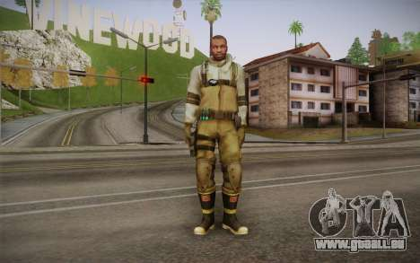 Shona from Resident Evil Operation Raccoon City pour GTA San Andreas