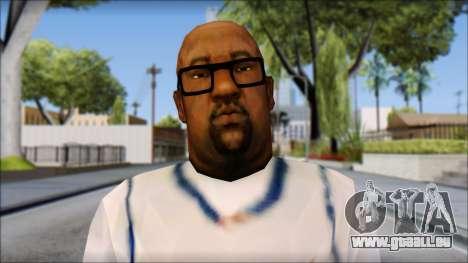 Big Smoke Beta für GTA San Andreas dritten Screenshot