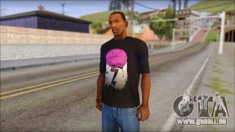 BrainoNimbus T-Shirt pour GTA San Andreas