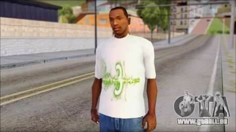COD MW3 Fan T-Shirt für GTA San Andreas