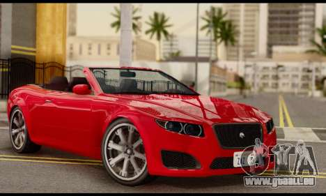 Lampadati Felon GT 1.1 für GTA San Andreas