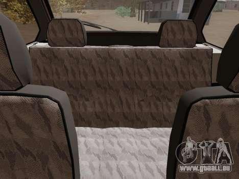 VAZ 21083 pour GTA San Andreas vue de côté