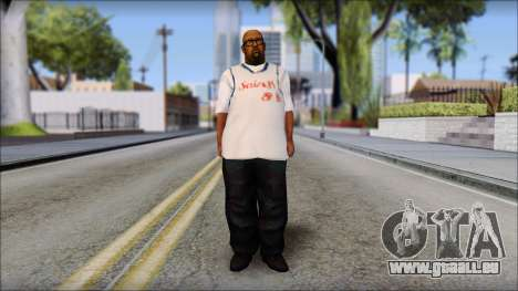 Big Smoke Beta für GTA San Andreas