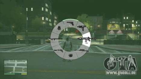 GTA V  Package Final für GTA 4 Sekunden Bildschirm