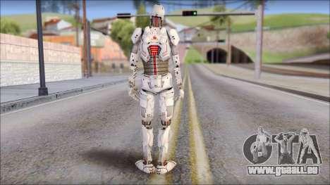Dukeinator pour GTA San Andreas deuxième écran