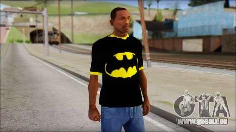 Batman T-Shirt pour GTA San Andreas