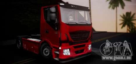 Iveco Stralis HI-ROAD pour GTA San Andreas
