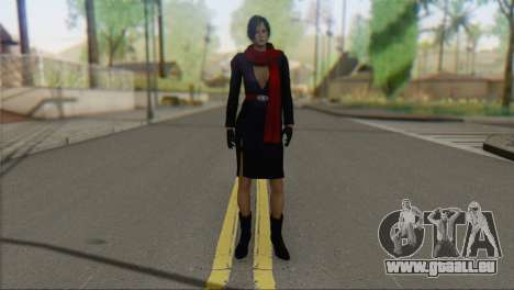 Ada Wong v2 pour GTA San Andreas