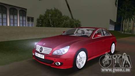 Mercedes-Benz CLS500 pour GTA Vice City