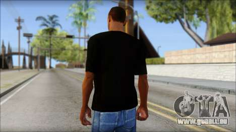 Wild POP Thing Shirt für GTA San Andreas zweiten Screenshot