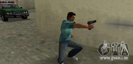 Un Pistolet Makarov GTA Vice City pour la deuxième capture d'écran