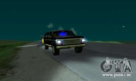 New FBI Rancher pour GTA San Andreas