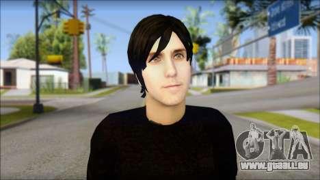 Jared Leto für GTA San Andreas dritten Screenshot