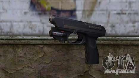 VP-70 Pistol from Resident Evil 6 v1 für GTA San Andreas