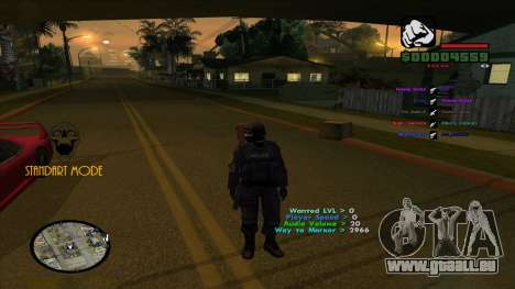Indicators für GTA San Andreas zweiten Screenshot