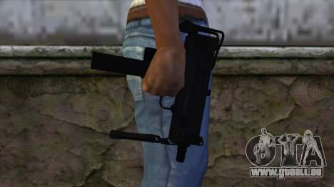 Mac-10 from CS:GO v2 für GTA San Andreas dritten Screenshot