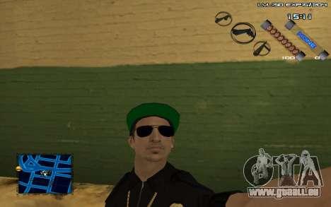 C-HUD by SampHack v.6 pour GTA San Andreas