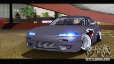 Nissan Silvia S15 Top Flight für GTA San Andreas