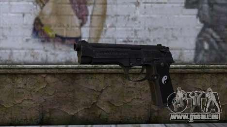 Marisa M9 Custom Master Spark pour GTA San Andreas