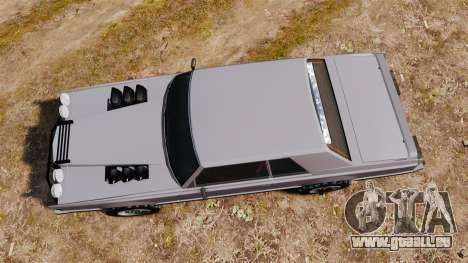 Dundreary Virgo Cliffrider pour GTA 4 est un droit